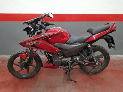 Honda CBF125 del 2011-2014
