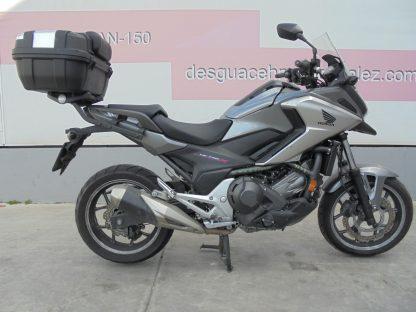 Honda NC750X del 2017-2018