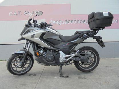 Honda NC750X del 2018-2019