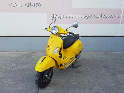 Vespa GTS 125 IGET con abs