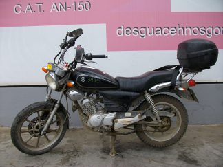 Yamaha YBR 125 custom 2008-2016